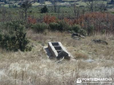Senderismo Sierra Norte Madrid - Belén Viviente de Buitrago; senderismo en salamanca